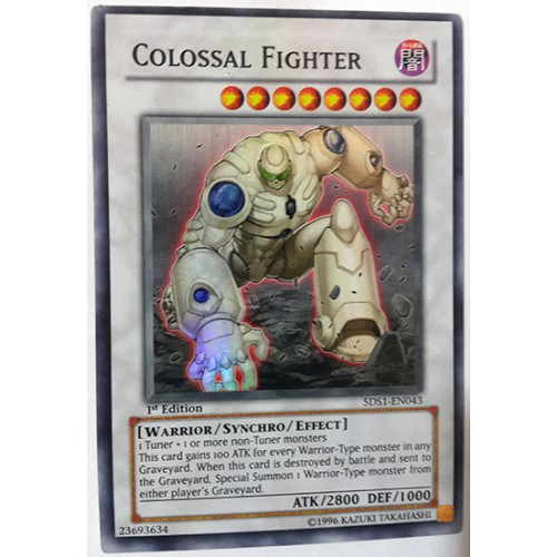Colossal Fighter 5DS1-EN043