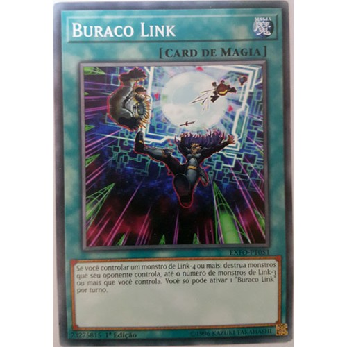 Buraco Link EXFO-PT051
